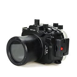 Sea frogs 130FT/40M Underwater camera diving waterproof hous