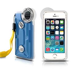 Underwater Housing for iPhone 6/6s Plus iPhone7 Plus, Grade