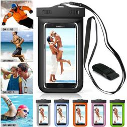 Underwater Luminous Pouch Waterproof Dry Bag Case Cover For