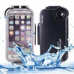Underwater Photography Case Waterproof  Case Diving for iPho