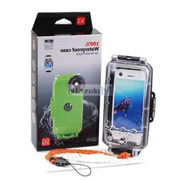 Underwater Photography Waterproof Camera Case Diving Protect