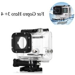 Underwater Waterproof Diving Swimming Housing Case Cover For