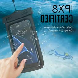 Underwater Waterproof Pouch Case Cover iPhone XS XR 11 Pro M