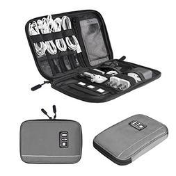 BAGSMART Electronic Organizer Travel Universal Cable Organiz