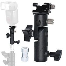 Camera Flash Speedlite Mount, Camera Speedlite Stand Umbrell