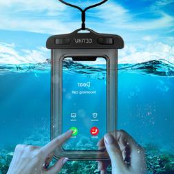Universal Cover <font><b>Waterproof</b></font> Phone <font><