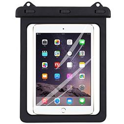 Universal iPad Waterproof Case, AICase Dry Bag Pouch for iPa