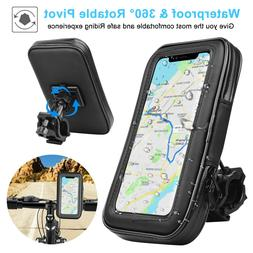 Universal Motorcycle Bicycle Bike Handlebar Cell Phone GPS M