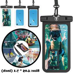 Universal Phone Underwater Waterproof Pouch Dry Bag Lanyard