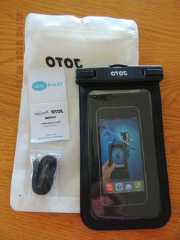 Universal Waterproof Case, JOTO-007 Black Cellphone Dry Bag