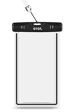 Universal Waterproof Case, JOTO Cellphone Dry Bag for Apple