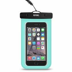 Universal Waterproof Case, JOTO Cellphone Dry Bag Pouch for