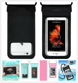 Universal Waterproof Case Phone Pouch Dry Bag Protective For