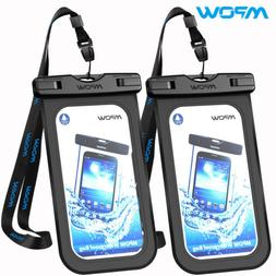 universal waterproof case phone pouch dry bag