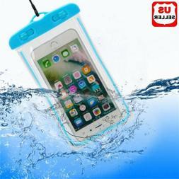 Universal Waterproof Phone Pouch Bag Underwater Dry Case Cov