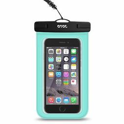 JOTO Universal Waterproof Pouch Cellphone Dry Bag Case for i