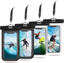 Universal Waterproof Pouch Phone Dry Bag Underwater Case for