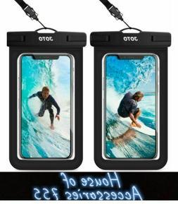 Joto Universal Waterproof Pouch Waterproof Cellphone Dry Bag