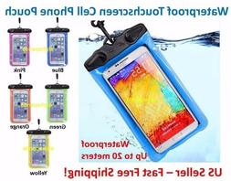 Universal Waterproof Underwater Camera Cell Mobile iPhone Sa