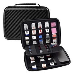 Ropch USB Flash Drive Case / Hard Drive Carrying Case Bag Wa