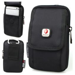 Waist Carrying Case Cell Phone Pouch Bag Smartphone Holster
