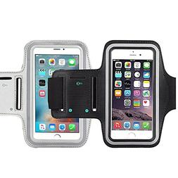 Water Resistant Cell Phone Armband,iBarbe 5.7 Inch Case for