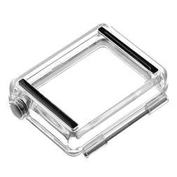Vicdozia Waterproof BacPac Back Door Case Compatible with Go