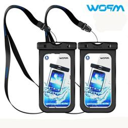 MPOW Waterproof Bag Underwater Pouch Dry Case Cover For iPho
