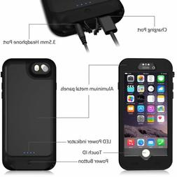 WaterProof Power Bank External Charger Battery Case Cover fo
