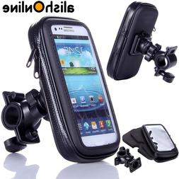 Waterproof Bike Mount Holder Case Bicycle Cover for Apple iP