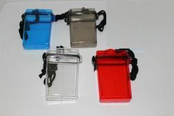 Waterproof Box Case Holder Plastic Container Phone Money Key