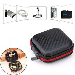 Waterproof Carrying Hard Case Box Headset Earphone Earbud St
