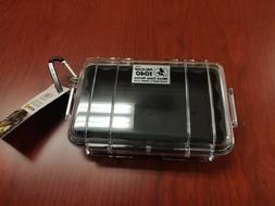 Waterproof Case Pelican 1040 Micro Black/Clear