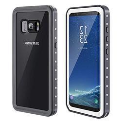 Waterproof Case for Samsung S8, Galaxy S8 Waterproof Case wi