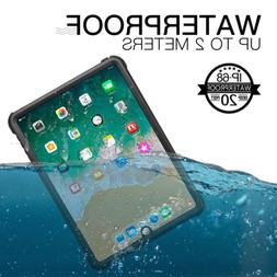 "Waterproof Case Cover w Screen Protector For iPad 10.5"" 9.7"""