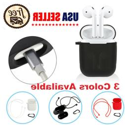 Waterproof Case for AirPods Accessories Protective Silicone