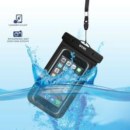 Waterproof Case for iPhone and Samsung Cellphone Dry Bag Pou