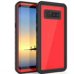 Waterproof Case For Samsung Galaxy Note 8 Cover W/ Built-in