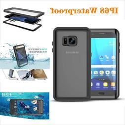Waterproof Case For Samsung Galaxy S7 Edge Full Sealed Dropp