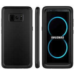 Waterproof case for Samsung Galaxy S8 /S8+,Slim Shockproof D