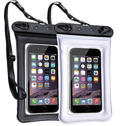 Egchi Waterproof Case IPX8 Waterproof Phone Pouch Case Under