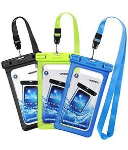 Mpow Waterproof Case, New Type PVC Waterproof Phone Case, Un