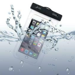 WATERPROOF CASE PROTECT TRANSPARENT BAG COVER WITH TOUCH SCR