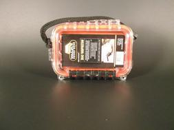 Plano Waterproof Case Red, 144900, NEW