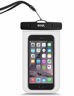 JOTO Waterproof Cellphone Dry Bag Underwater Case for iPhone