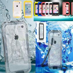 WATERPROOF DIRTPROOF SHOCKPROOF CASE FOR APPLE iPhone 5 5S S