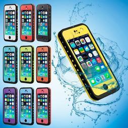 WATERPROOF DIRTPROOF SHOCKPROOF CASE FOR APPLE IPHONE SE 5C