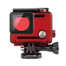 Waterproof Dive Housing Case for GoPro Hero 4, GoPro Hero 3