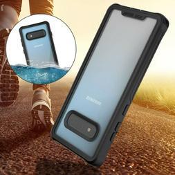 Shockproof Waterproof Dustproof Rugged Hybrid Case Cover For