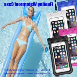 Waterproof Floating Dry Bag Underwater Pouch Case For iPhone
